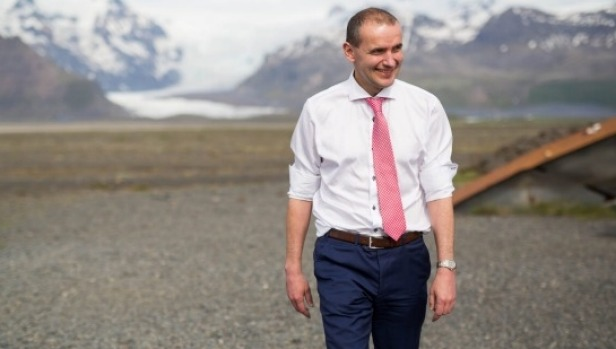 From pundit to player: Iceland's new president Gudni Johannesson