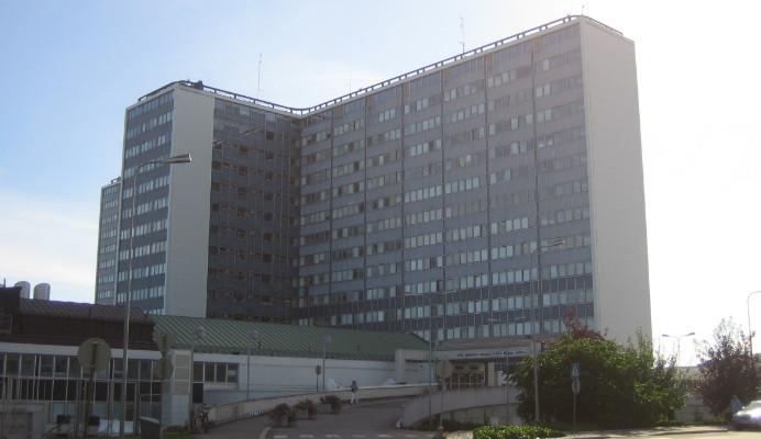 Helsinki University Hospital campus