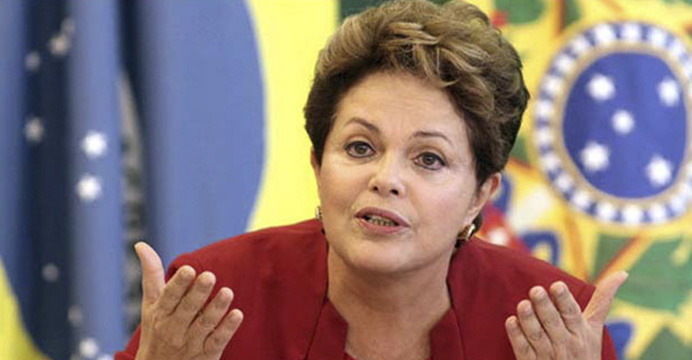 Brazil's Rousseff wants new elections