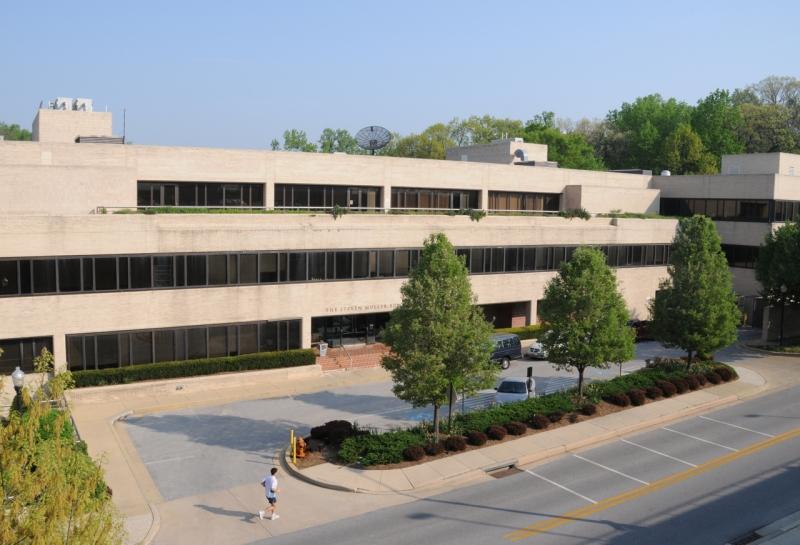 Space Telescope Science Institute headquarter in Baltimore