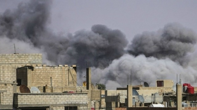 43 killed in Syria army shelling of rebel town