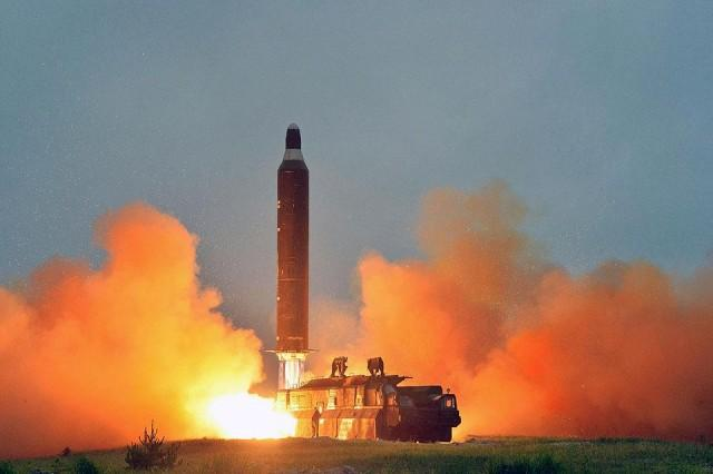 Suspect North Korean nuclear site identified