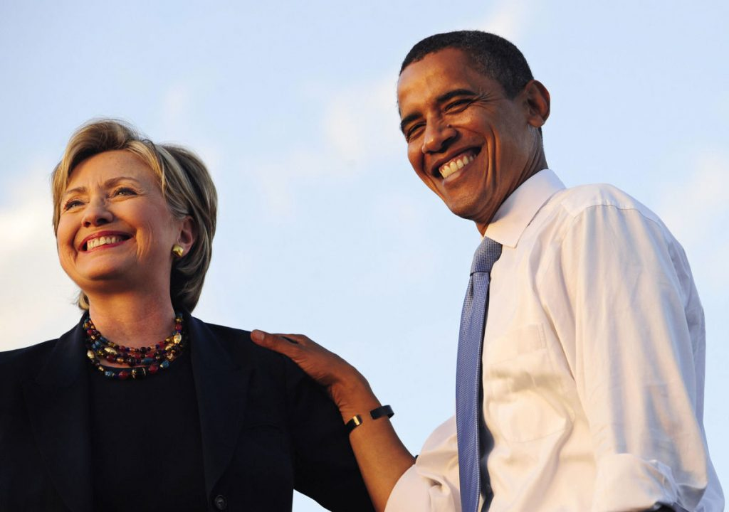 President Obama has come very close to issuing a public endorsement of Hillary Clinton