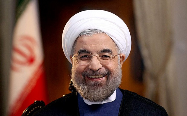 Embattled incumbent Hassan Rouhani expected to run for a second term
