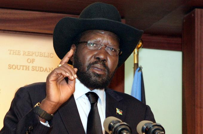 President Salva Kiir's ceasefire order on Monday