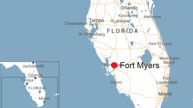 The shooting happened at Club Blu nightclub in Fort Myers