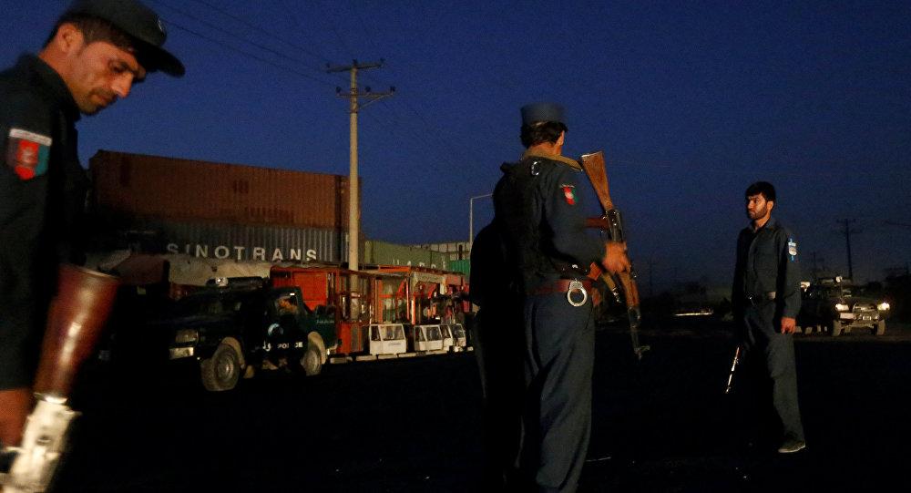 Dozens Feared Dead After Truck Bomb Blast, Four Gunmen Strike Hotel in Kabul