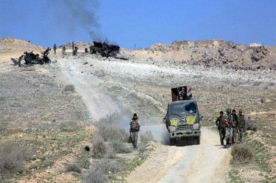 Syrian regime forces roll back rebel gains in Aleppo