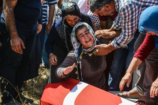 Three killed in PKK bombing near Turkey's Diyarbakir