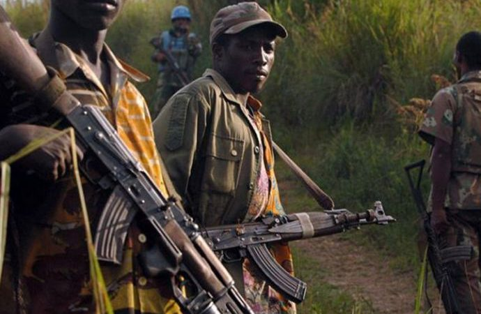 19 killed in clashes in central DR Congo