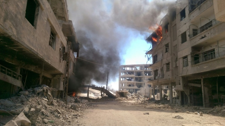 Since the Syria war began in 2011 more than 17,000 people are estimated to have died in custody * PHOTO : AFP