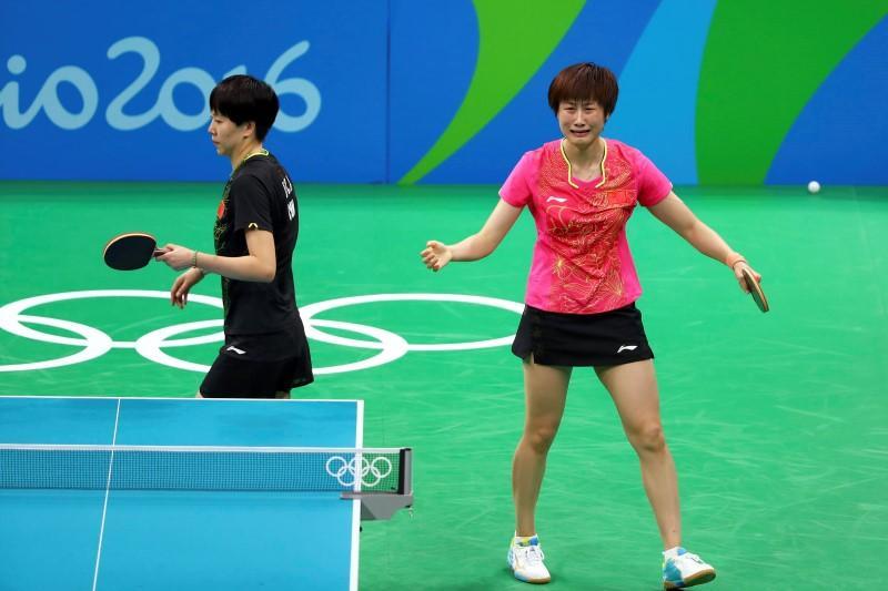 Table Tennis - Women's Singles - Gold Medal Match