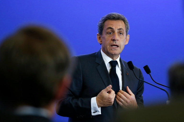 Sarkozy announces new bid for French presidency