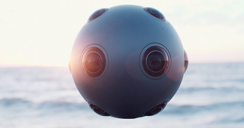 Nokia OZO pro VR cam launched in China
