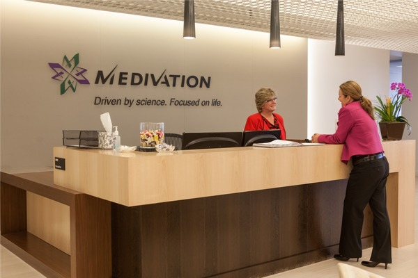 Medivation to be acquired by Pfizer