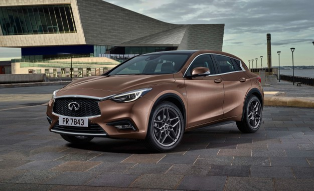 17,150 Infiniti vehicles sold around the world in August