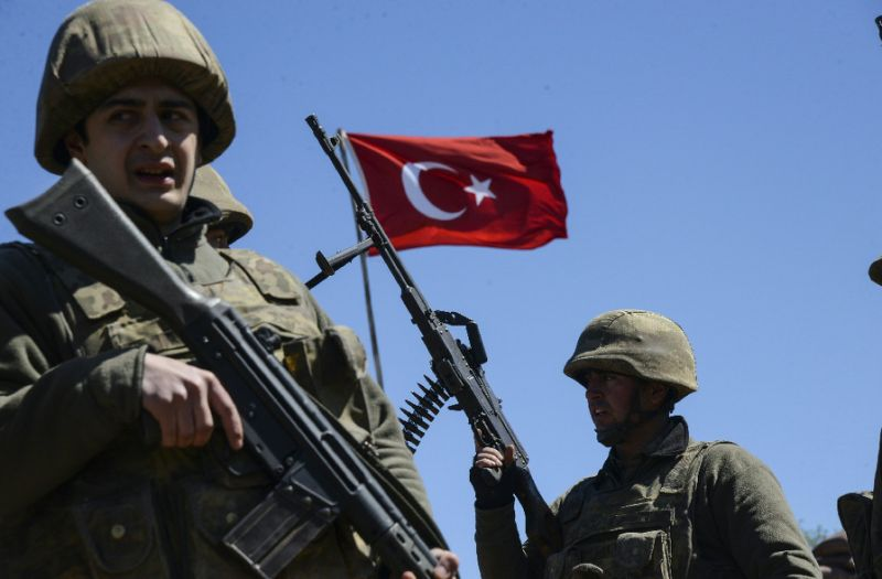 The Turkish military has repeatedly over the last year ordered operations and curfews in southeastern urban centres, including Cizre, long been seen as having large PKK support