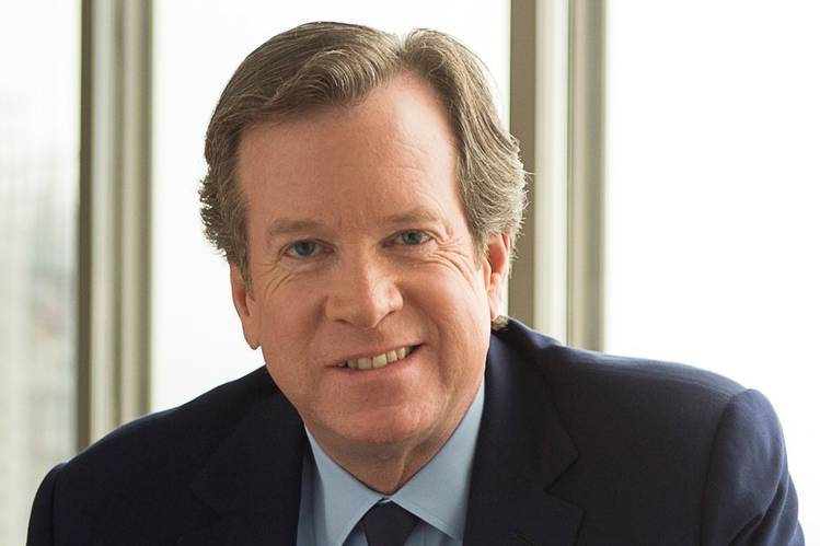 Viacom's interim CEO Tom Dooley