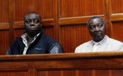 Former Kenyan sports officials charged with theft, fraud