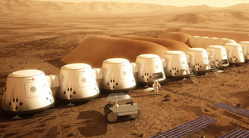 SpaceX Founder Elon Musk Plans to Send Humans to Mars by 2025