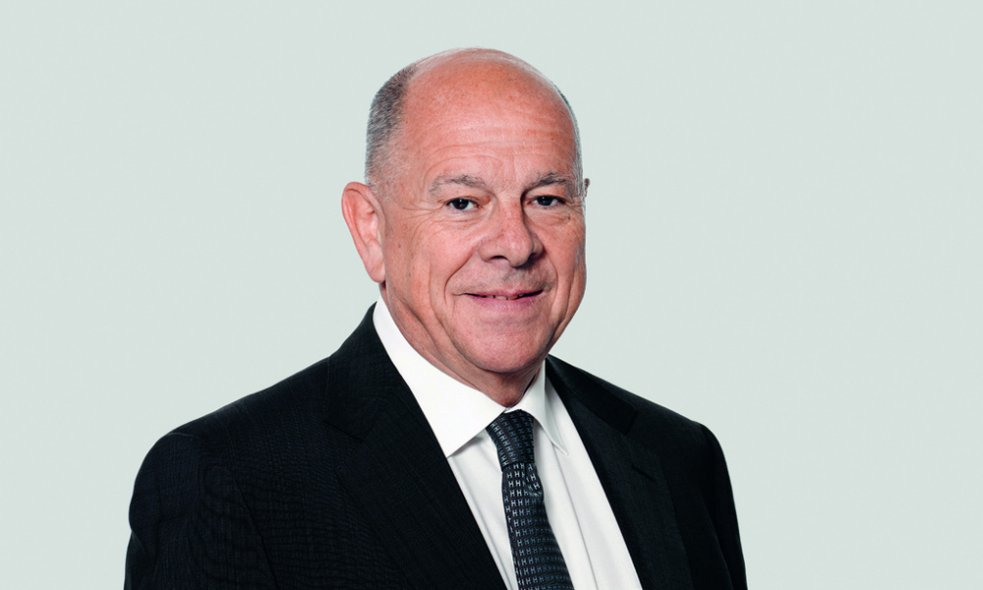 LafargeHolcim Chairman Beat Hess