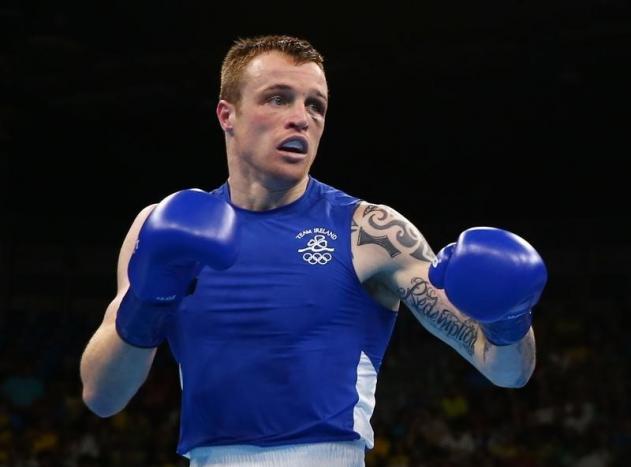 Boxing - Men's Welter (69kg) Quarterfinals Bout 156