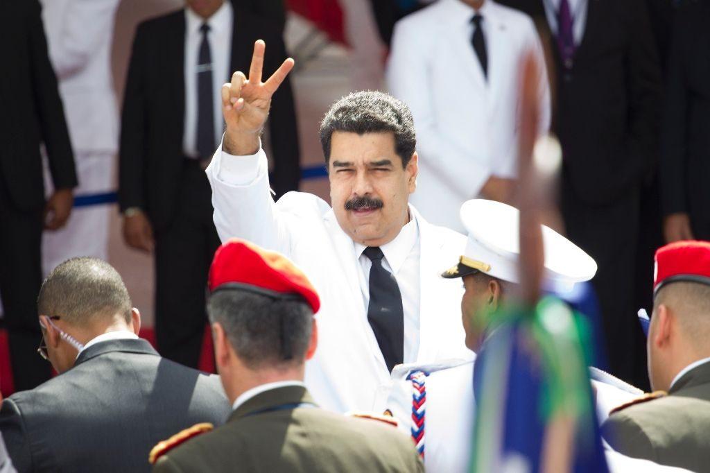 Venezuelan President Nicolas Maduro is one Latin American leader who has criticised the impeachment of Brazil's Dilma Rousseff