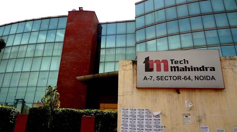 Office of Tech Mahindra in Noida