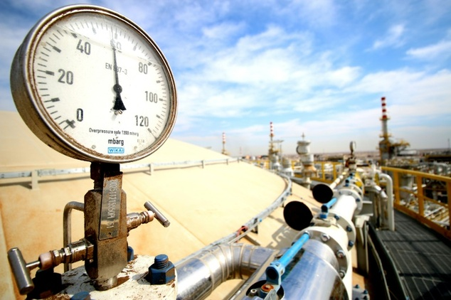 The oil price has recovered steadily since OPEC said last month that it would reduce production