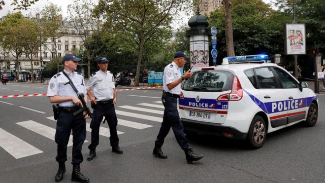 France has been under heightened security since the November 2015 Paris attacks