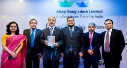 Launching ceremony of Ahoy Bangladesh Limited