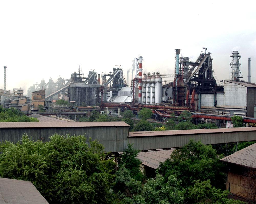India steel plant blast