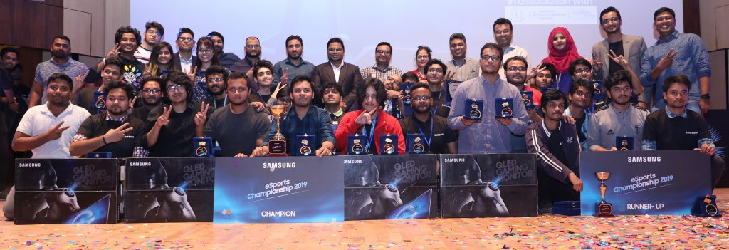 Samsung eSports Championship 2019