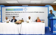 A new policy framework is necessary for the development of public libraries