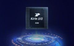 Huawei unveils Kirin 810 chipset