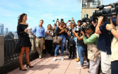 US Open champion Andreescu feted in hometown