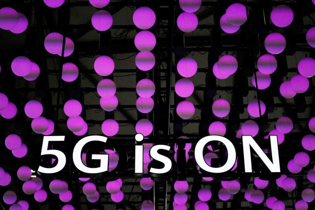 5G mobile antennae