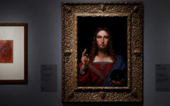 Intrigue over absent masterpiece as da Vinci show opens doors