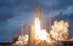 India's latest communication satellite GSAT-30 launched successfully