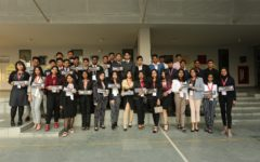 Students develop strong leadership skills through DPS Model United Nation