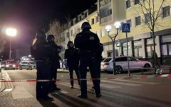 Eight people died following two shootings at shisha bars in Hanau, Germany