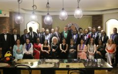 Le Méridien Dhaka hosts Gala Dinner of Chaîne des Rôtisseurs Bangladesh