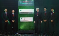 SINGER launches Green Inverter ACs in Bangladesh