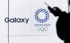 Olympics delay deals setback to Samsung's plans to win over Japan market