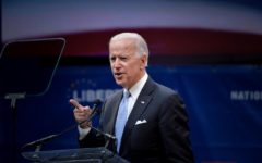 Joe Biden took early lead over leftist rival Bernie Sanders in the Super Tuesday contests