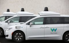 Self-driving technology companies suspended autonomous car testing on Coronavirus fears