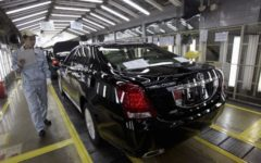Toyota to further extend its production shutdown