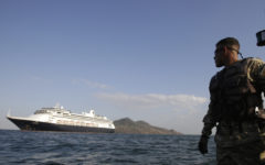 Panama to allow virus-affected cruise ship to pass through canal