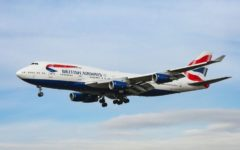 British Airways to suspend all flights to and from London's Gatwick airport