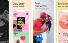 Facebook released a new app for couples to private message each other